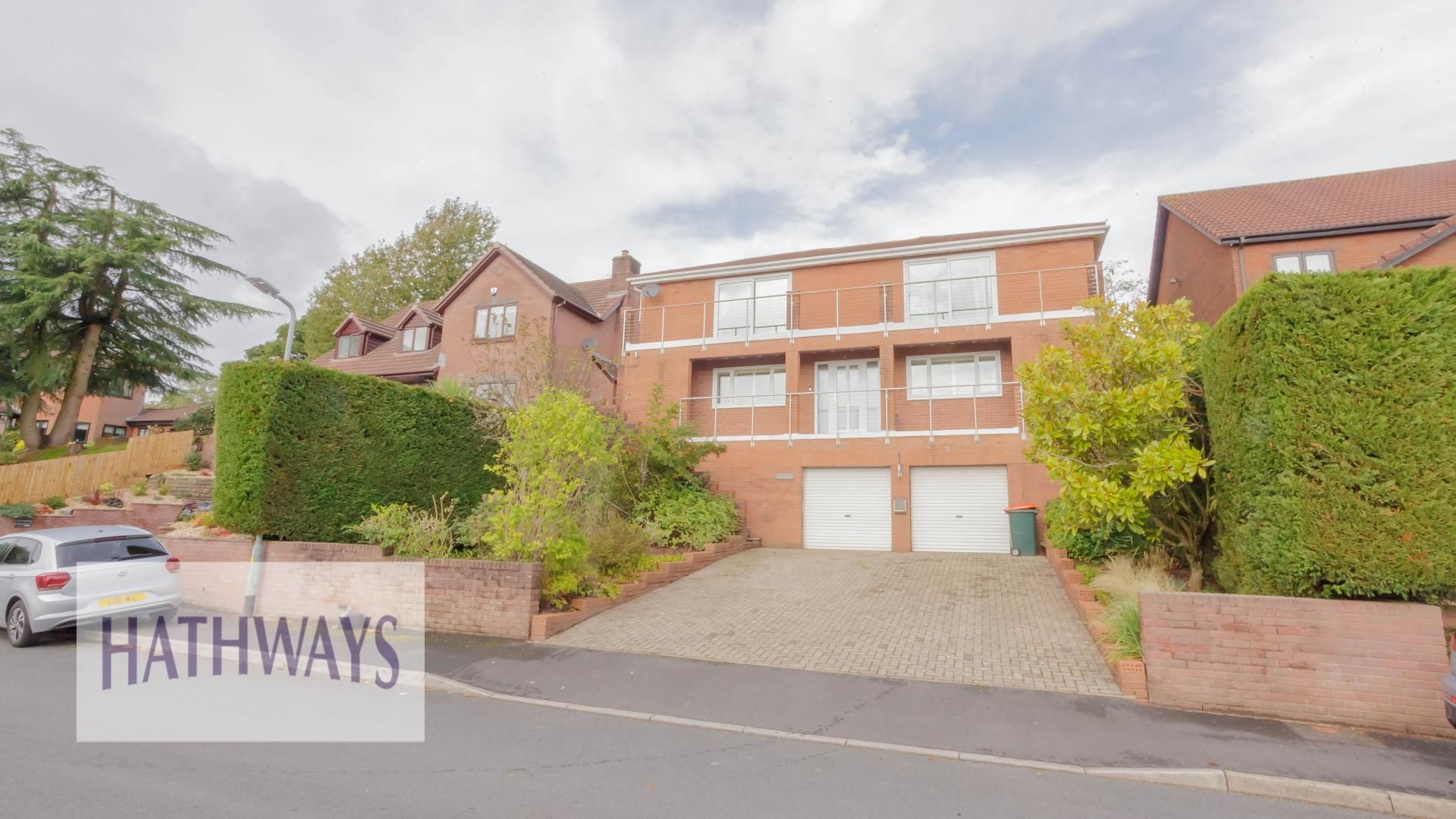 4 bed house for sale in Parkwood Close, NP18