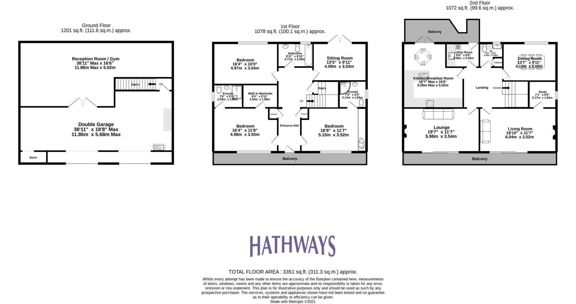 4 bed house for sale in Parkwood Close  - Property Image 2
