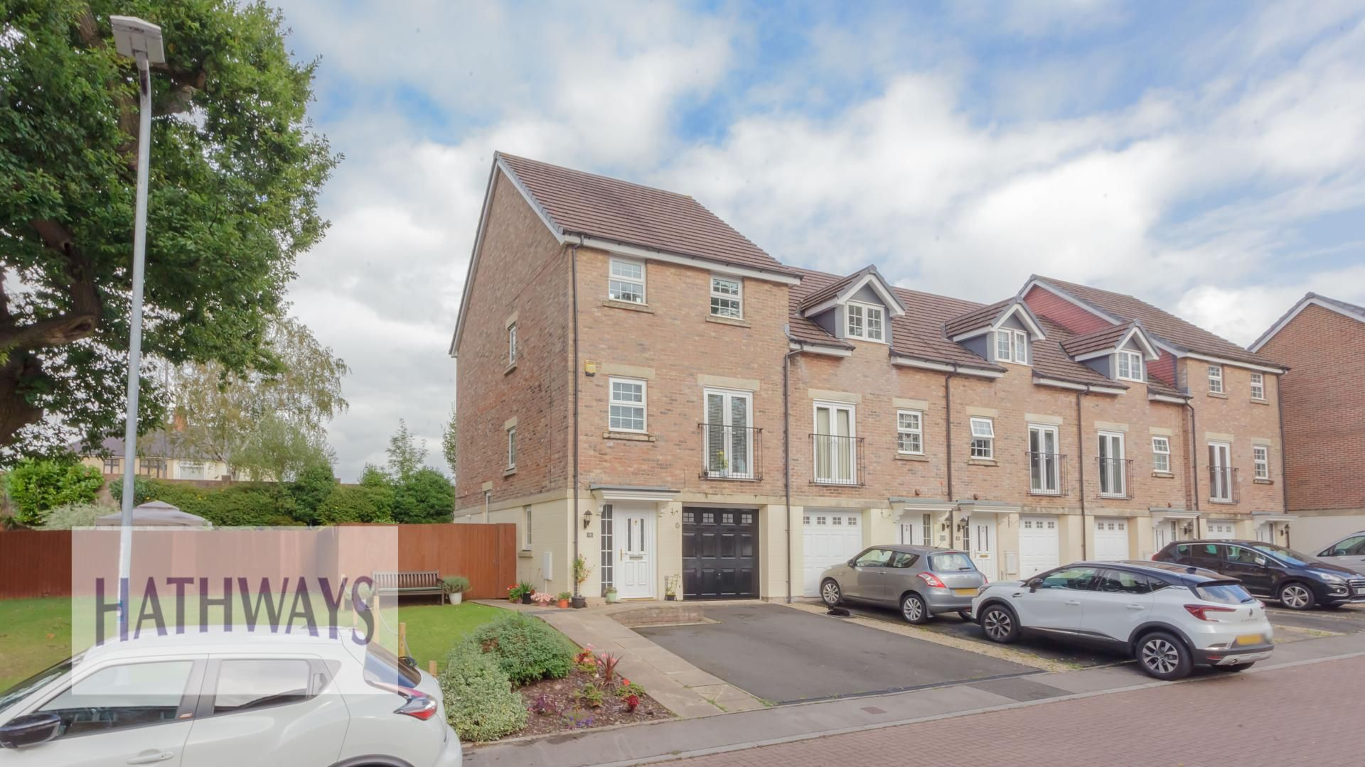 4 bed house for sale in Westfield Gardens, NP20