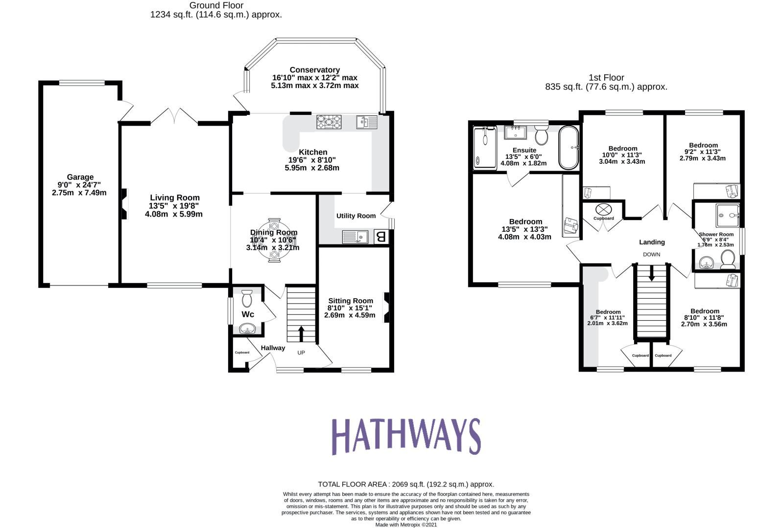 5 bed house for sale in Primrose Court 2