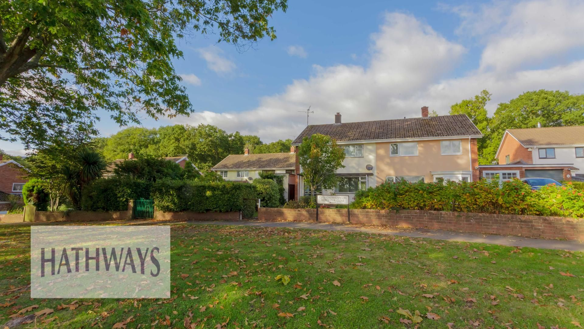 3 bed house for sale in Worcester Close, NP44