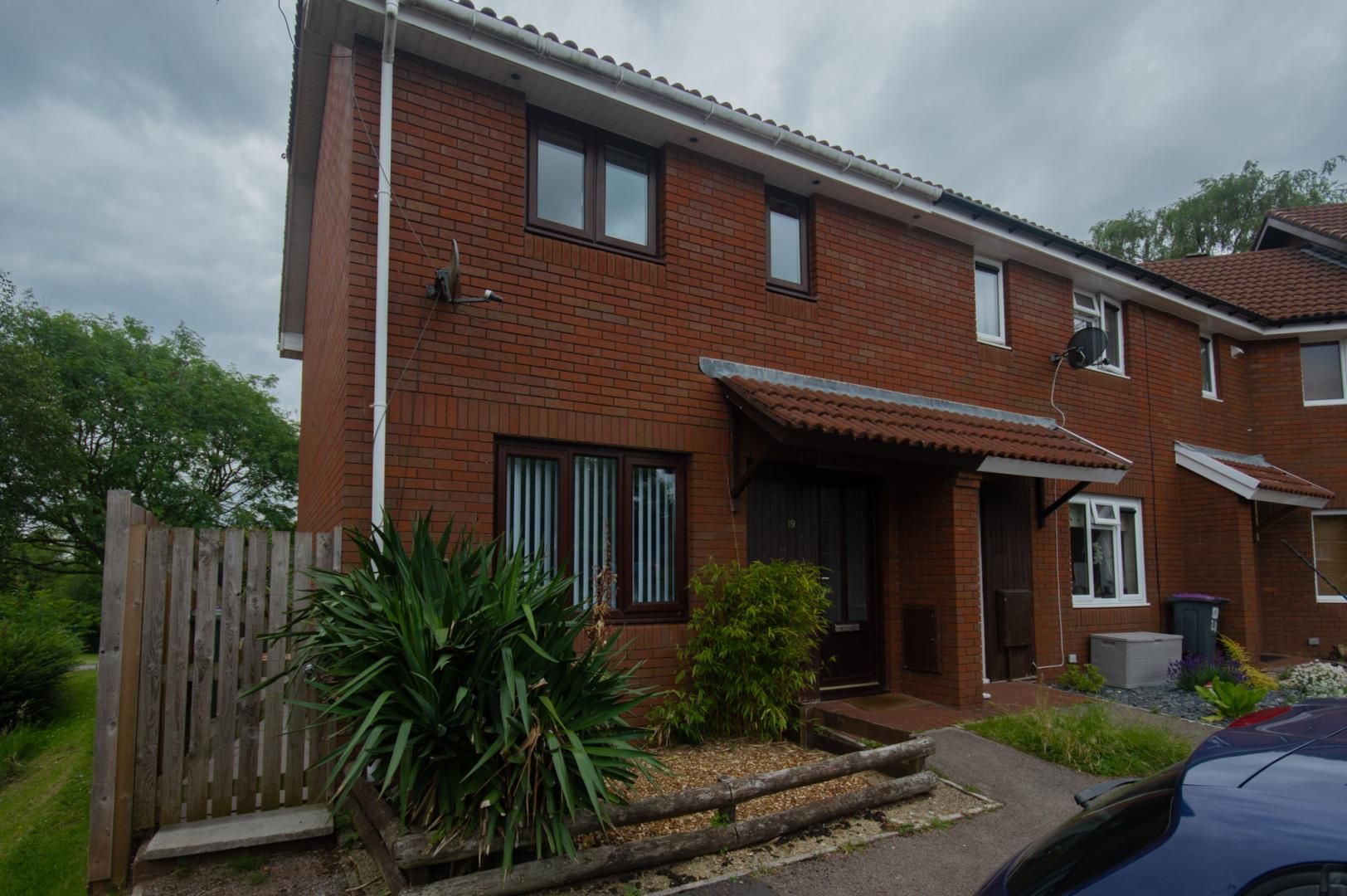 2 bed house to rent in Perthy Close, NP44