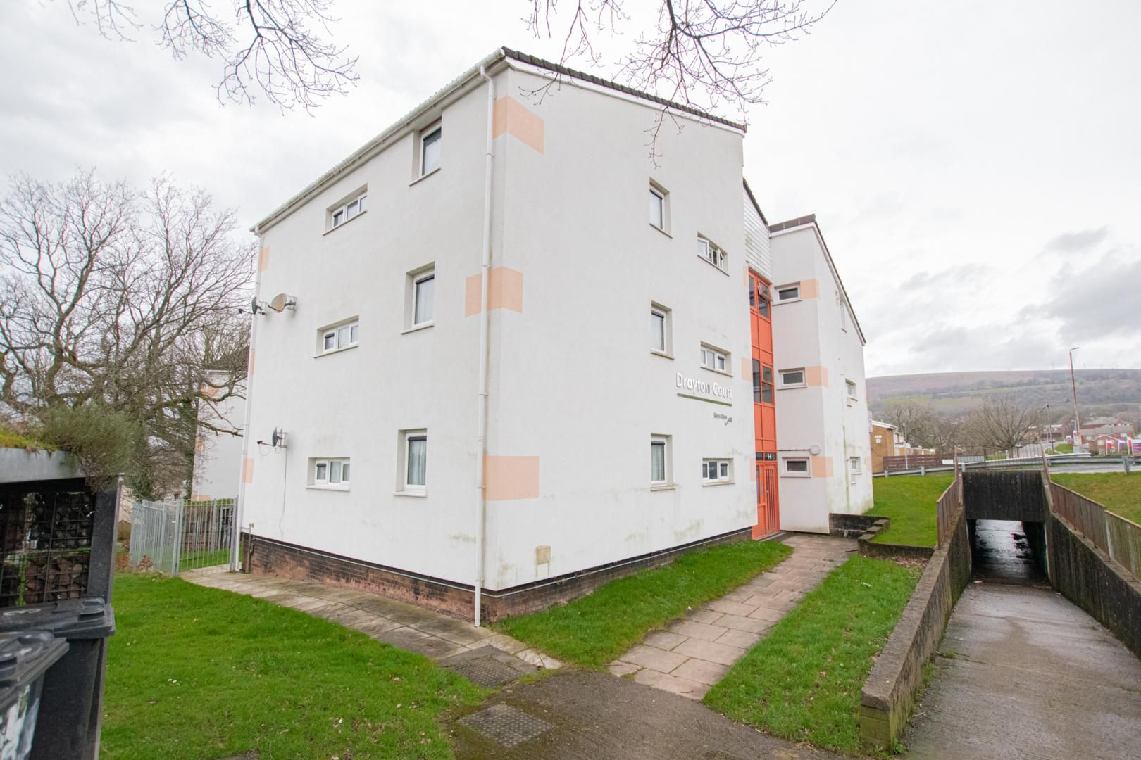 1 bed flat to rent in Drayton Court, NP44