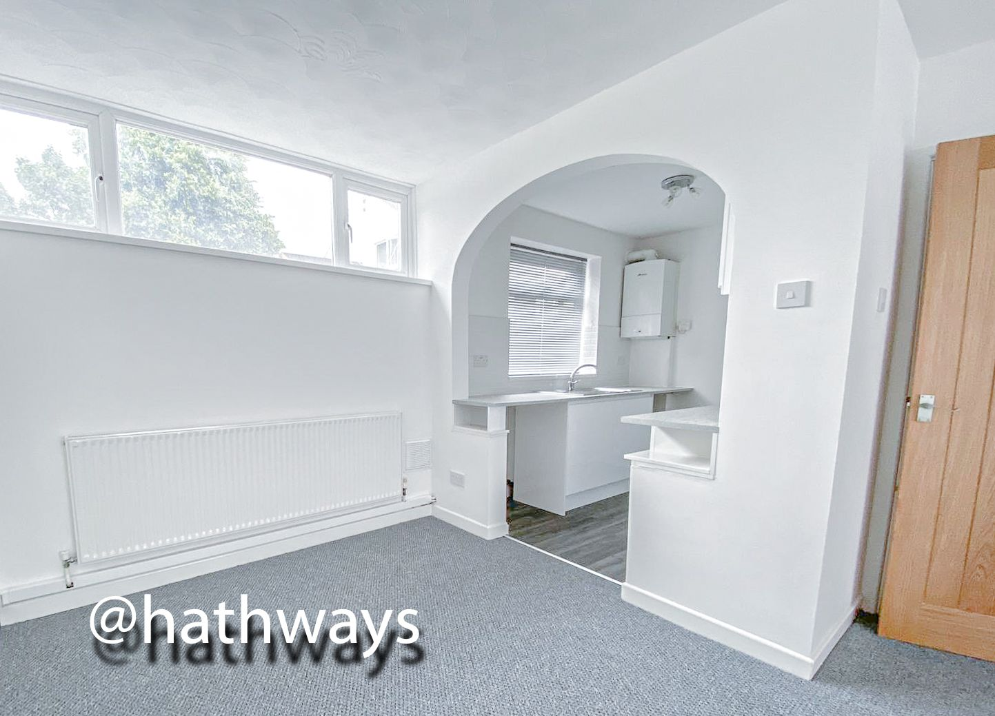 1 bed flat to rent in Henllys Way 2
