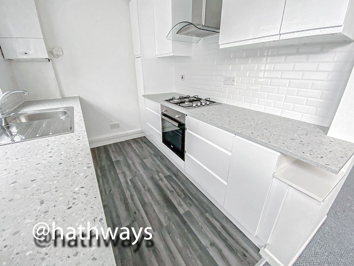 1 bed flat to rent in Henllys Way 6