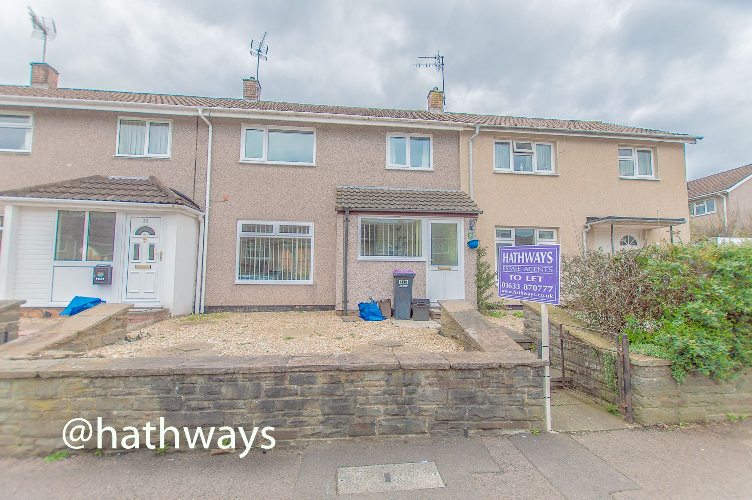 3 bed house to rent in Kidwelly Road, NP44