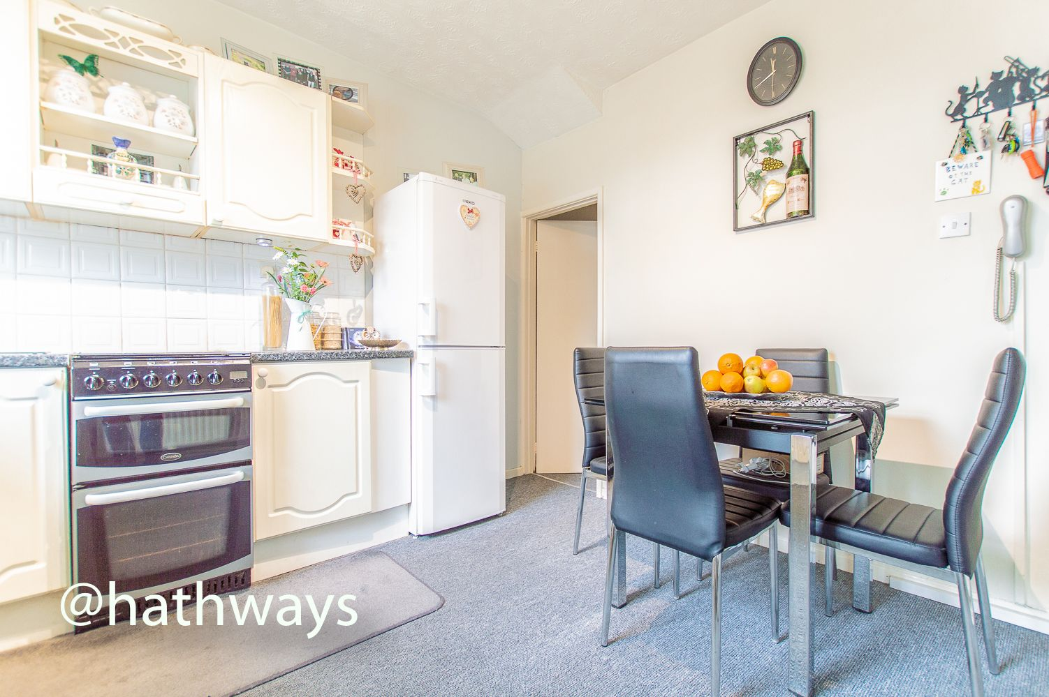 2 bed house for sale in Golynos Place Albert Road  - Property Image 4