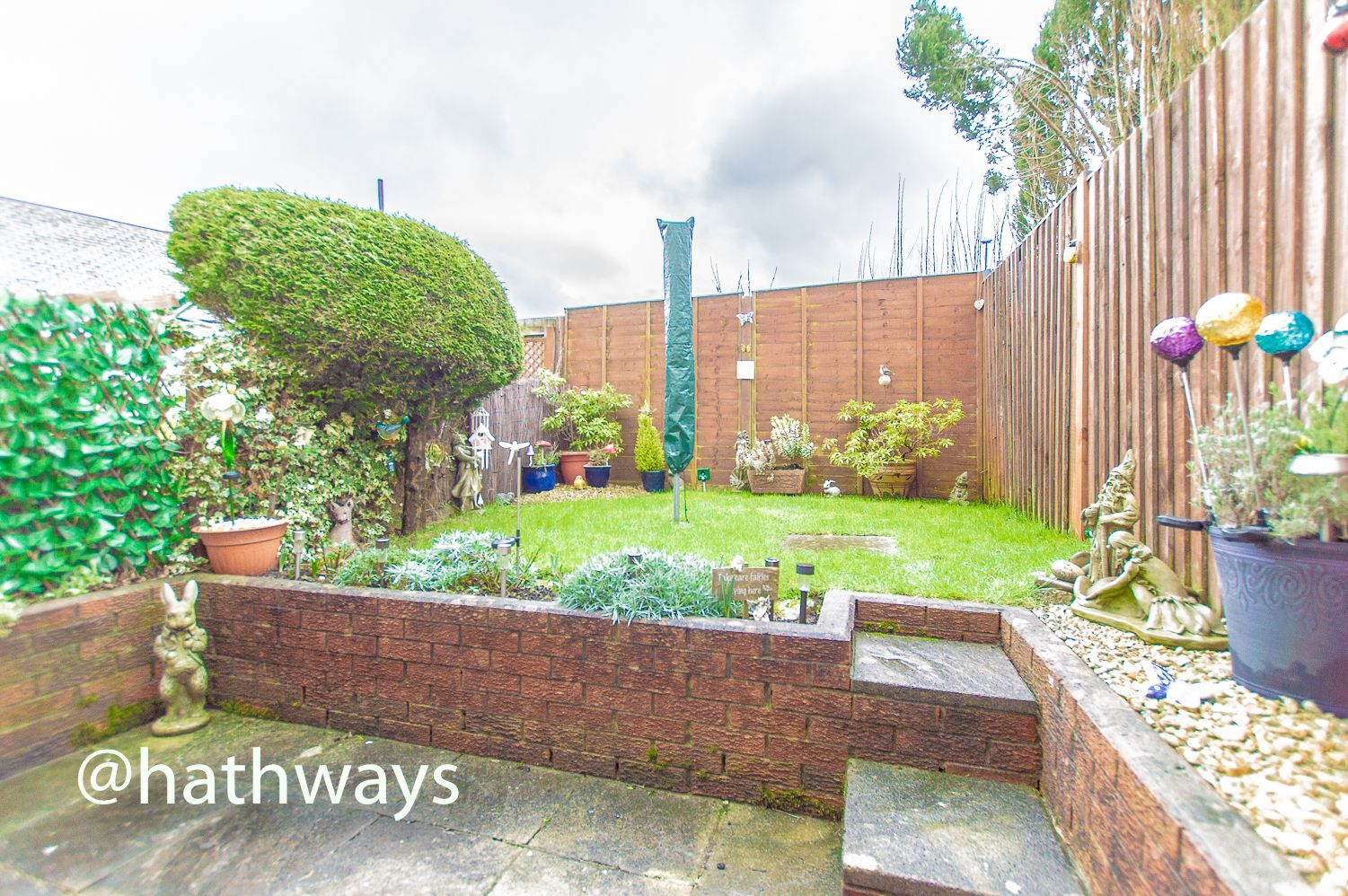 2 bed house for sale in Golynos Place Albert Road 36