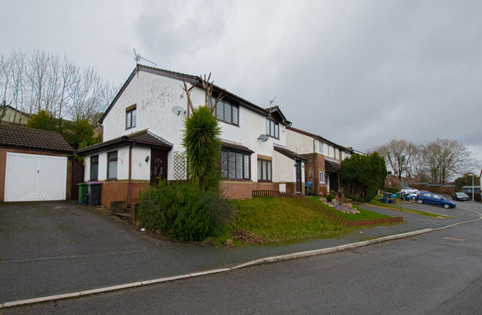 2 bed house to rent in Oaklands View, NP44