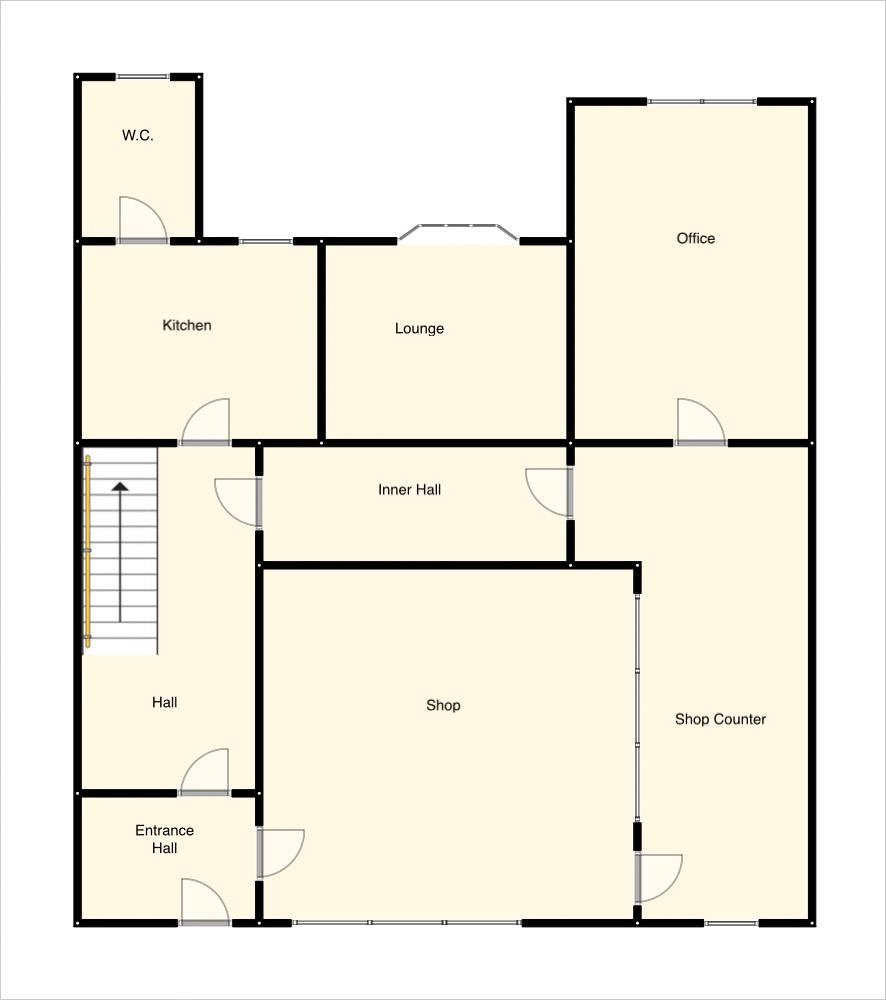 3 bed  for sale in Windsor Road - Property Floorplan