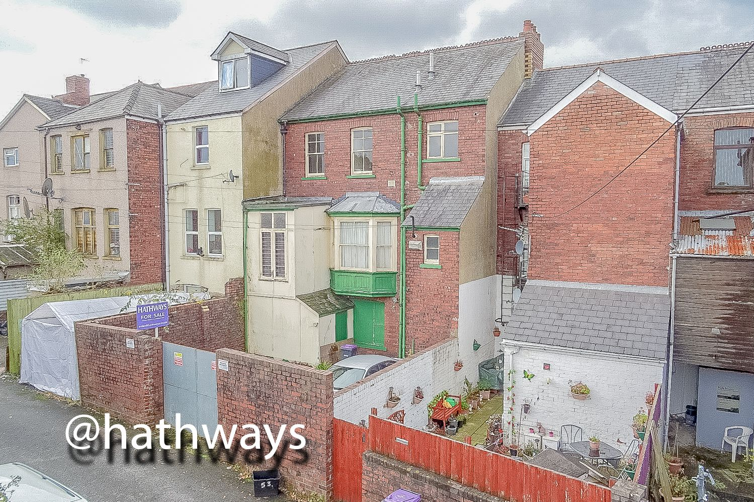 3 bed  for sale in Windsor Road, NP4
