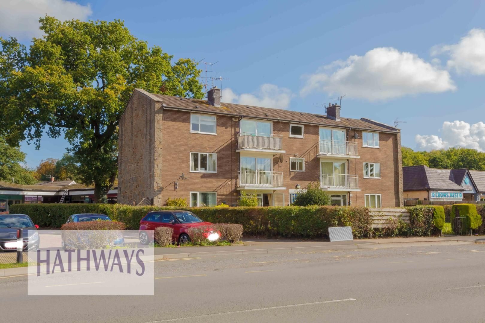 2 bed house for sale in Llanyravon Square 1