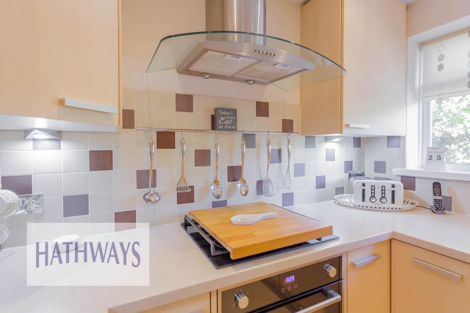 2 bed house for sale in Llanyravon Square  - Property Image 12