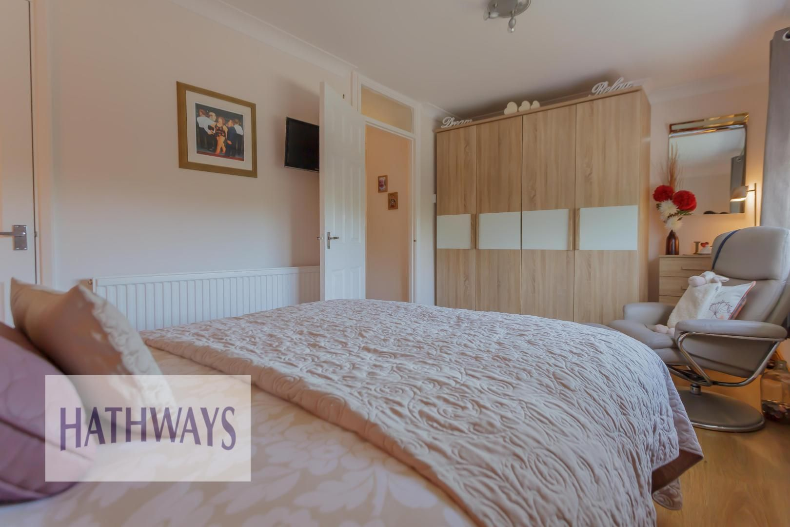 2 bed house for sale in Llanyravon Square 16