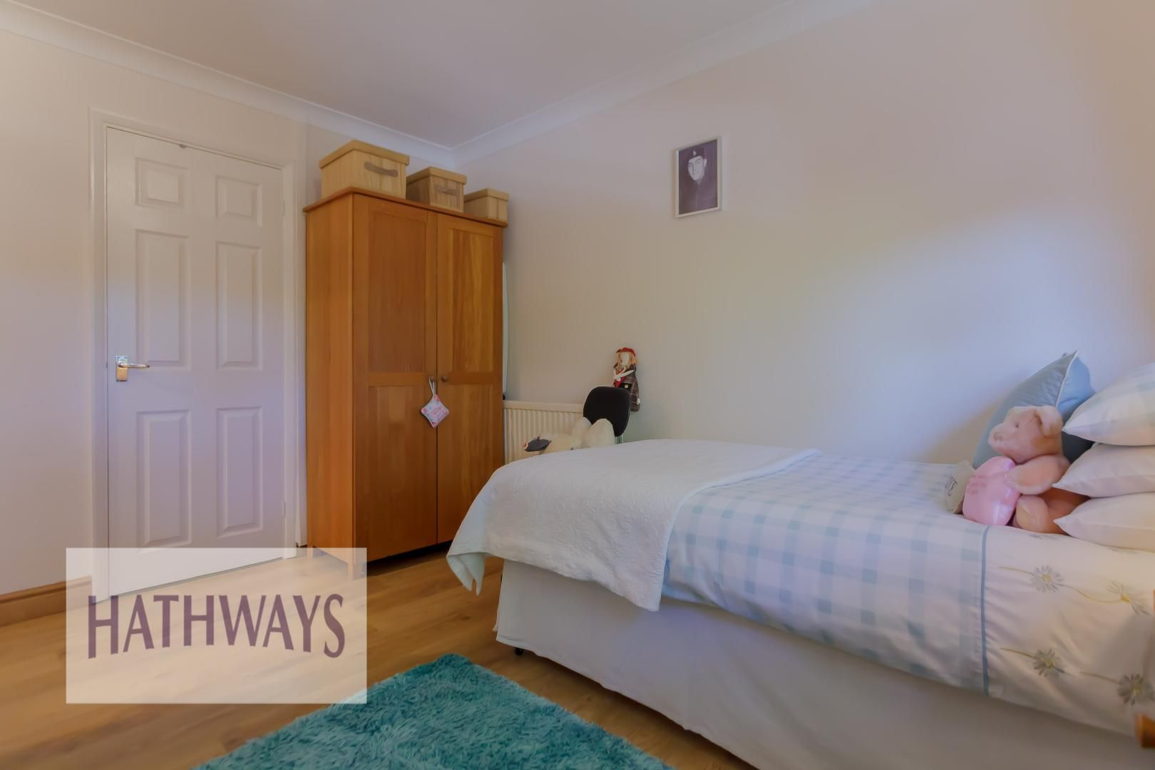2 bed house for sale in Llanyravon Square 21