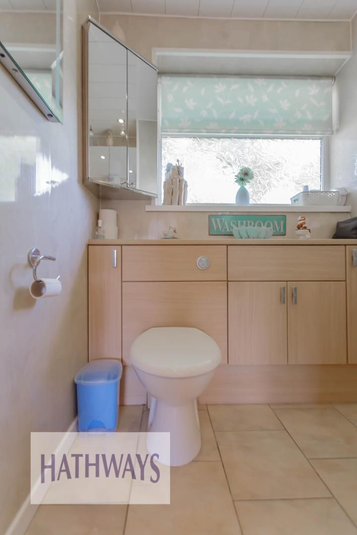 2 bed house for sale in Llanyravon Square 24