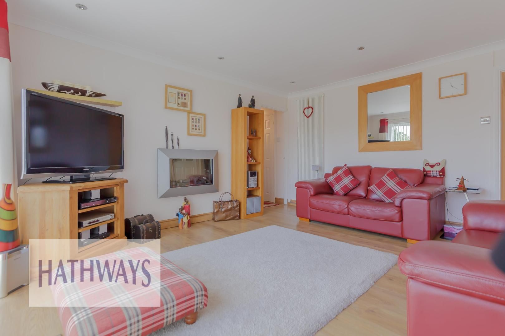 2 bed house for sale in Llanyravon Square 4