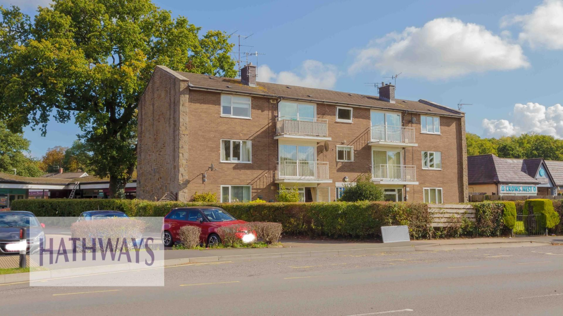 2 bed house for sale in Llanyravon Square 33