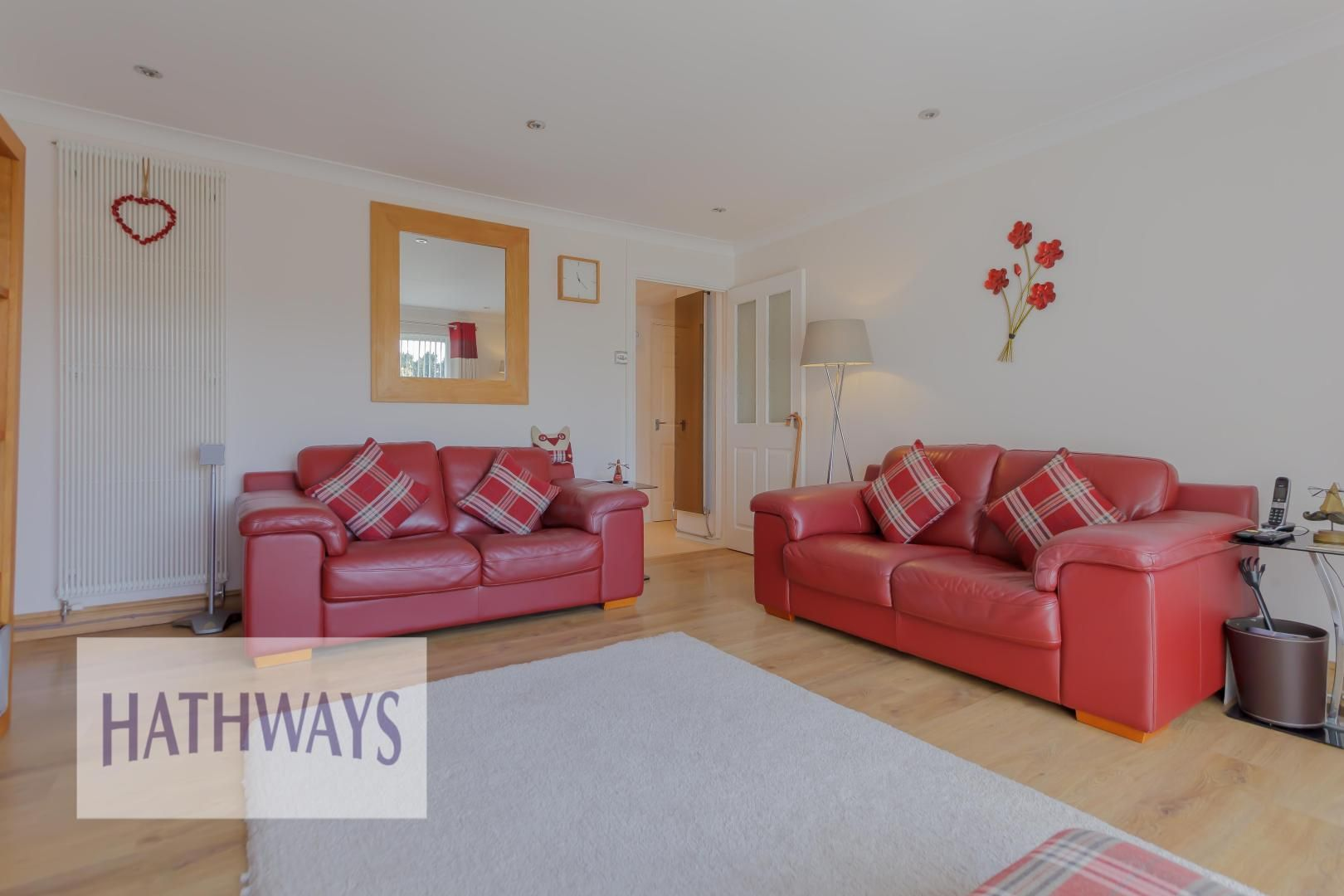 2 bed house for sale in Llanyravon Square 5