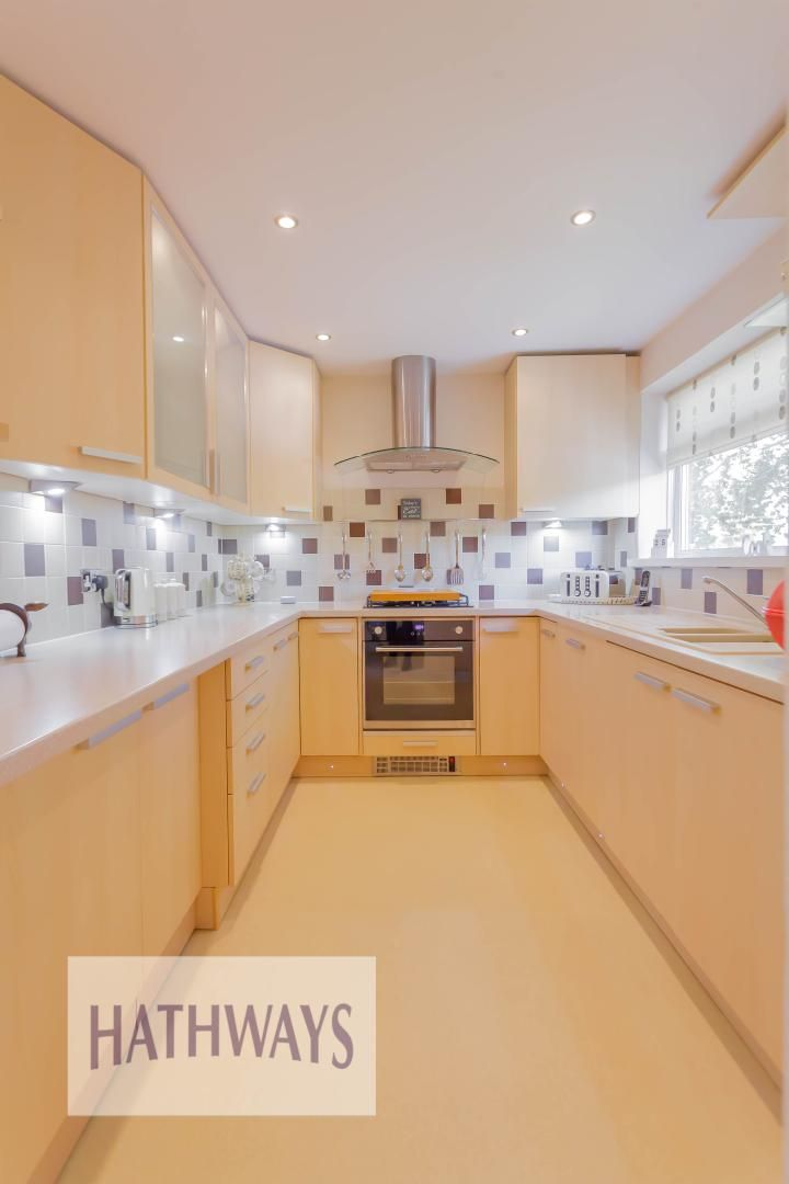 2 bed house for sale in Llanyravon Square 8