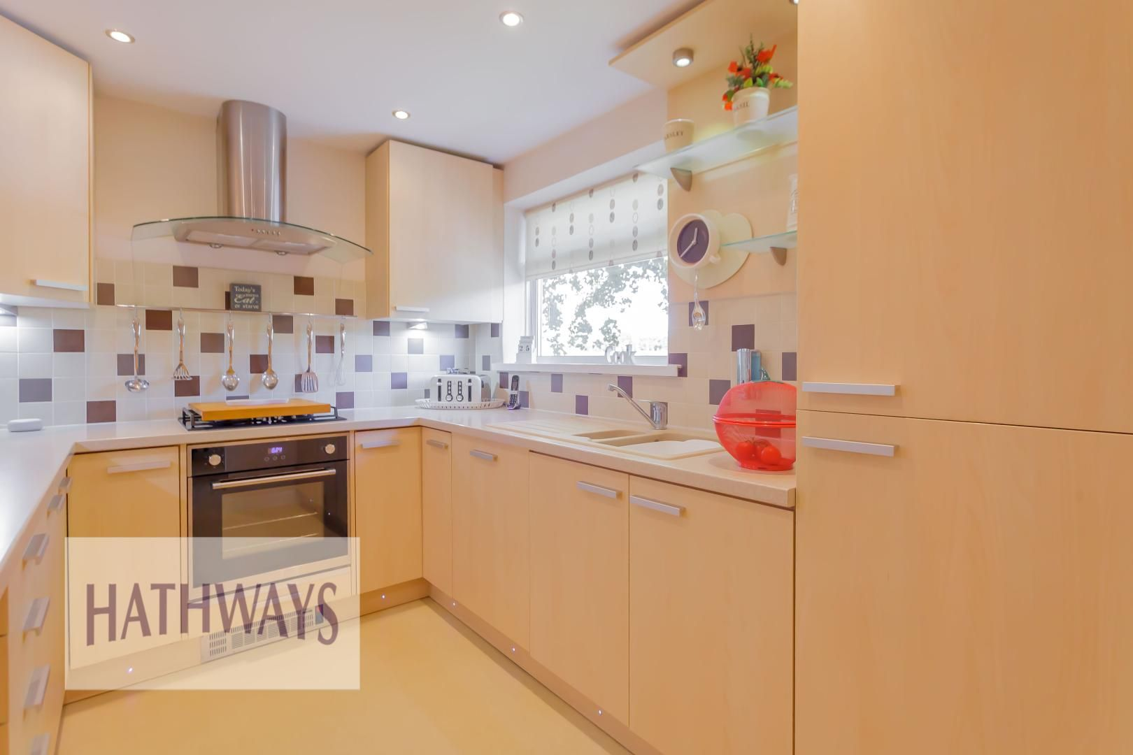 2 bed house for sale in Llanyravon Square 10
