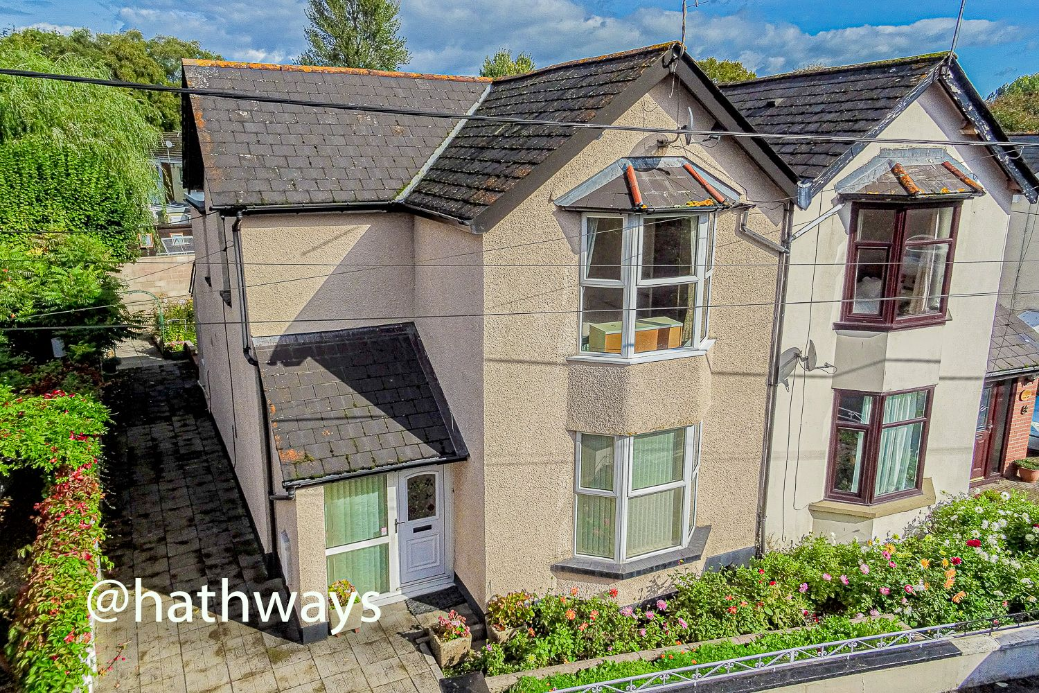 2 bed house for sale in Station Road, NP18