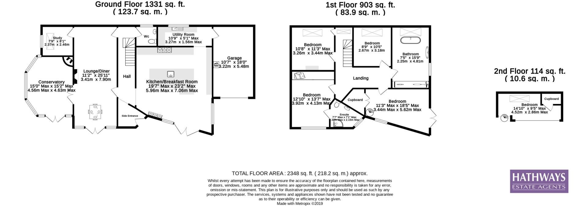 4 bed house for sale in Station Road 2
