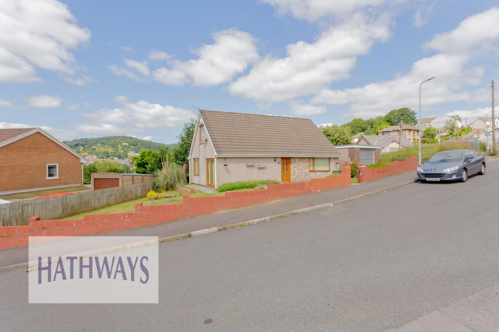2 bed bungalow for sale in St. Davids Close, NP4