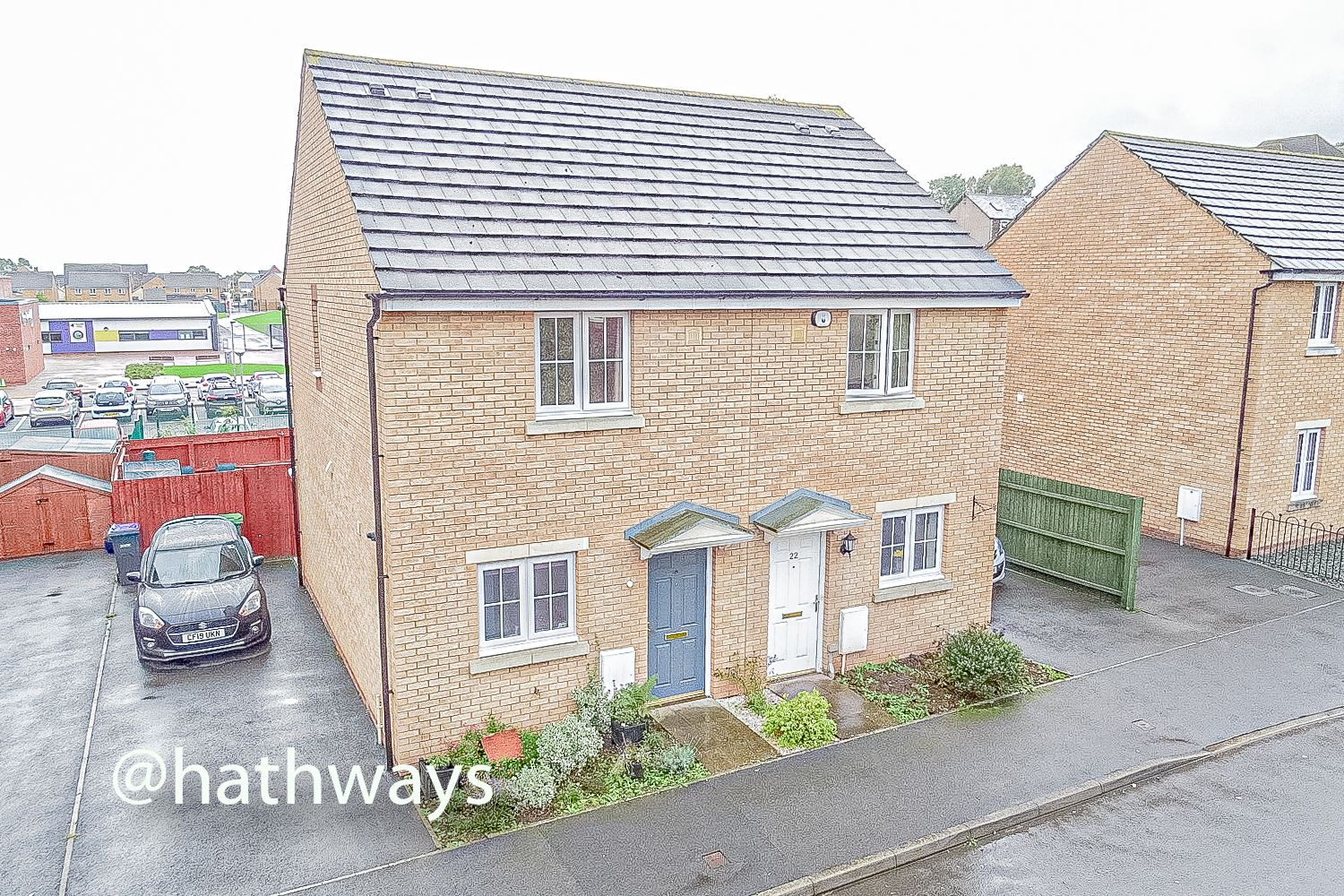 2 bed house for sale in St. Dunstans Close, NP4