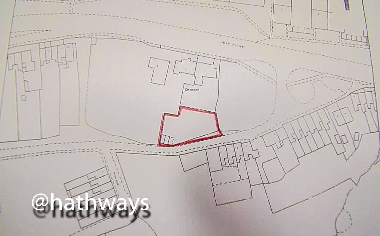 Plot for sale in Woodland Street, NP44