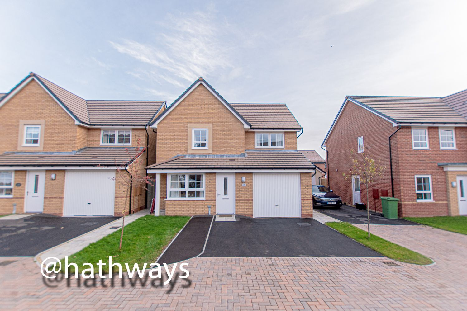 3 bed house to rent in James Prosser Way  - Property Image 1