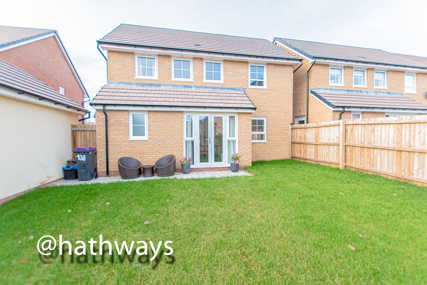 3 bed house to rent in James Prosser Way 37