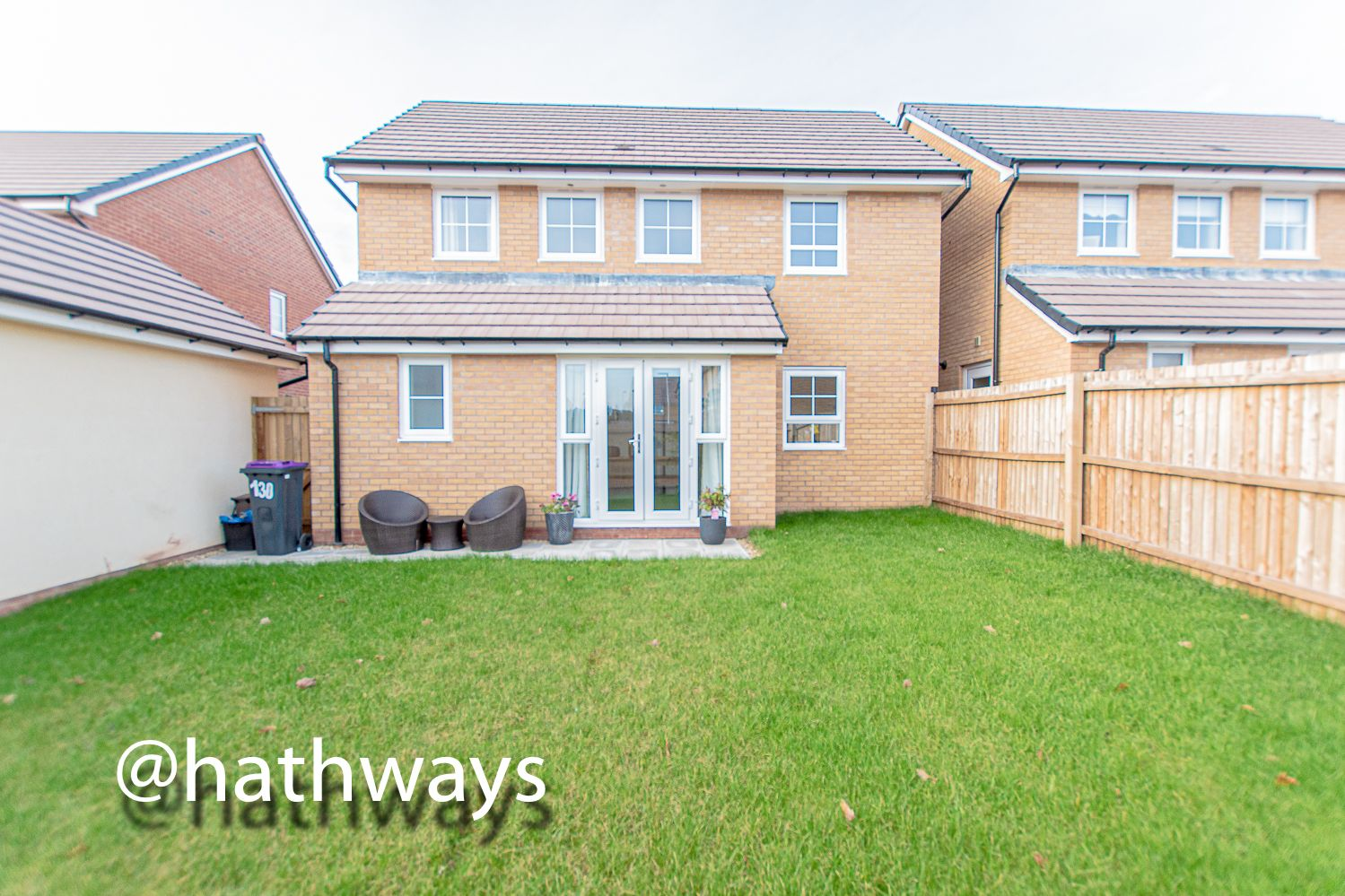 3 bed house to rent in James Prosser Way 38