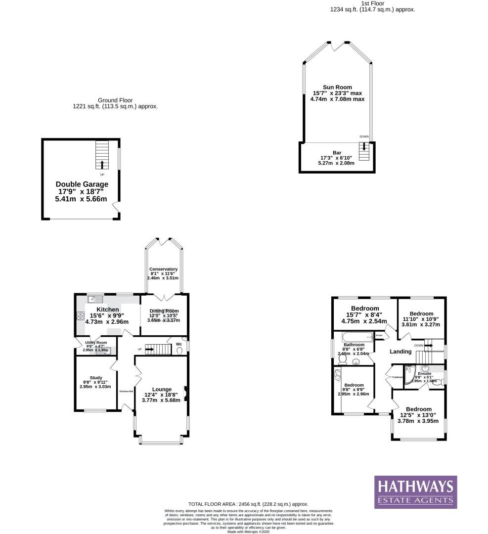 4 bed house for sale in Harpers Road  - Property Image 3
