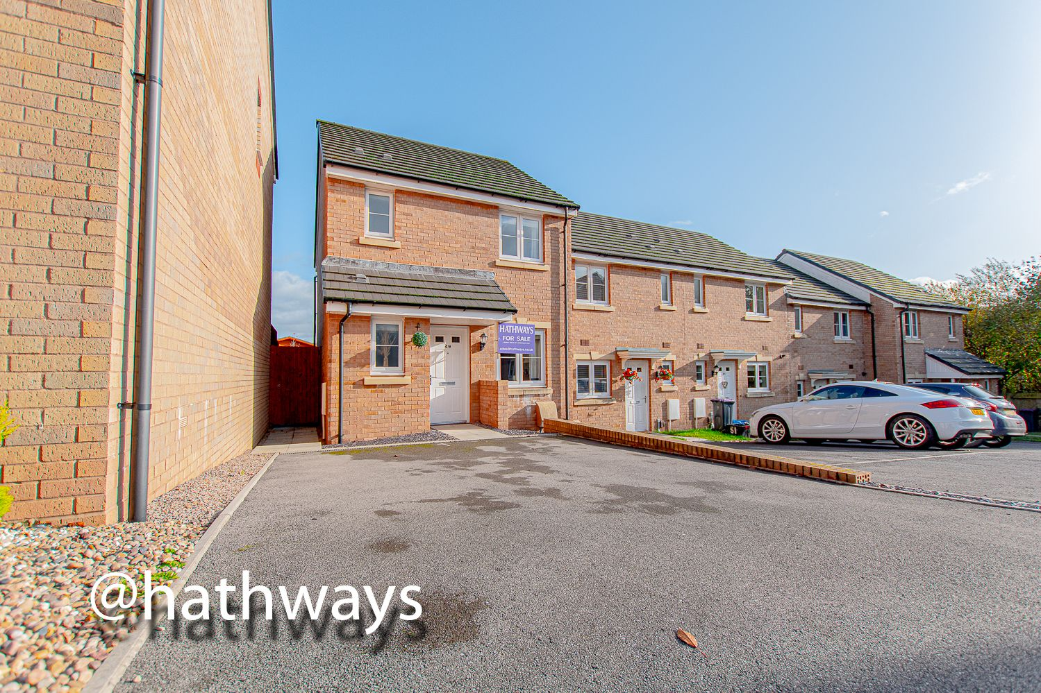 3 bed house for sale in Heol Y Groes, NP44
