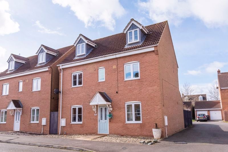 4 bed house for sale in Hansel Close, PE2