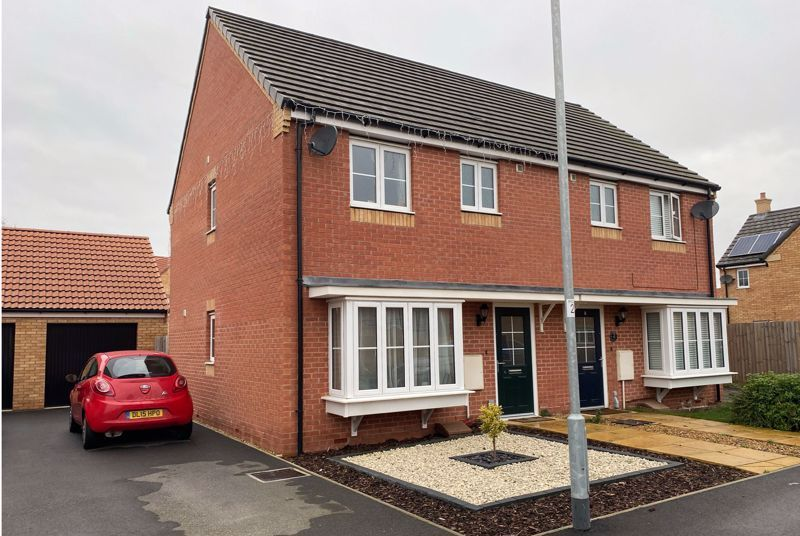 3 bed  for sale in Sandleford Drive, PE6
