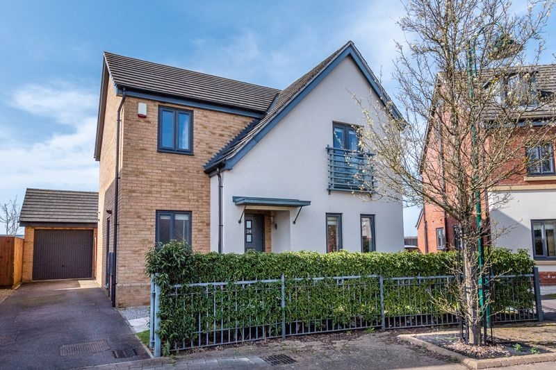 4 bed house for sale in Bayleaf Avenue, PE7