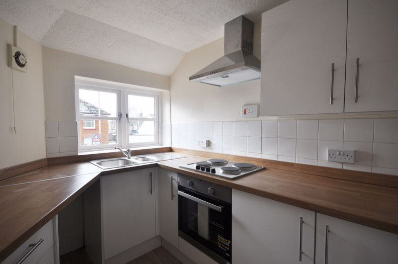 1 bed flat to rent in Barrs Street, PE7