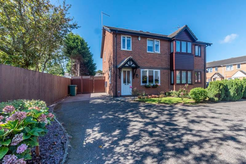 3 bed house for sale in Christopher Close, PE1