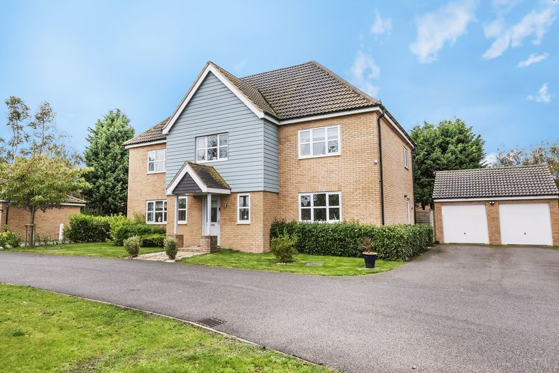 6 bed house for sale in Shackleton Way, PE7