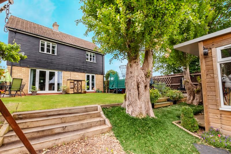 4 bed  for sale in George Alcock Way, PE7
