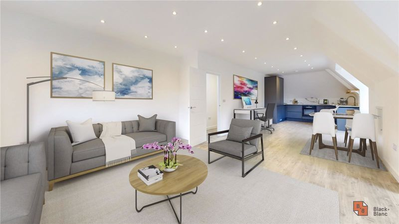 2 bed flat for sale in Godstone Road  - Property Image 1