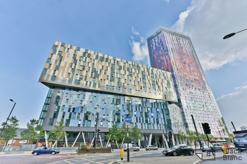 2 bed flat for sale in Saffron Central Square - Property Image 1