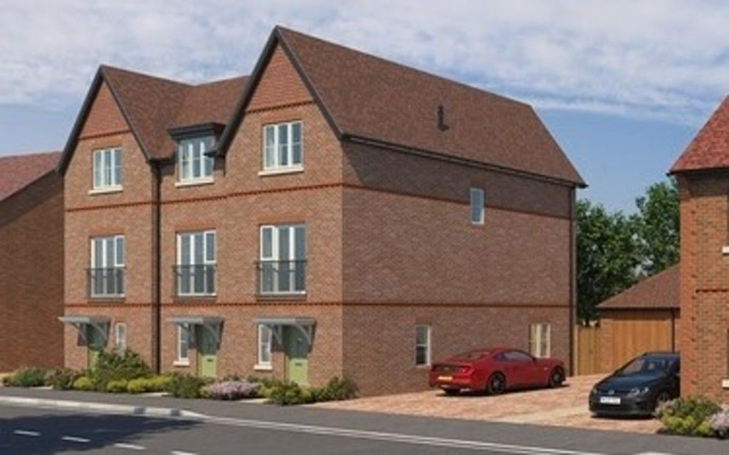 3 bed house for sale in The Bluebell, Abbey Barn Park, HP10