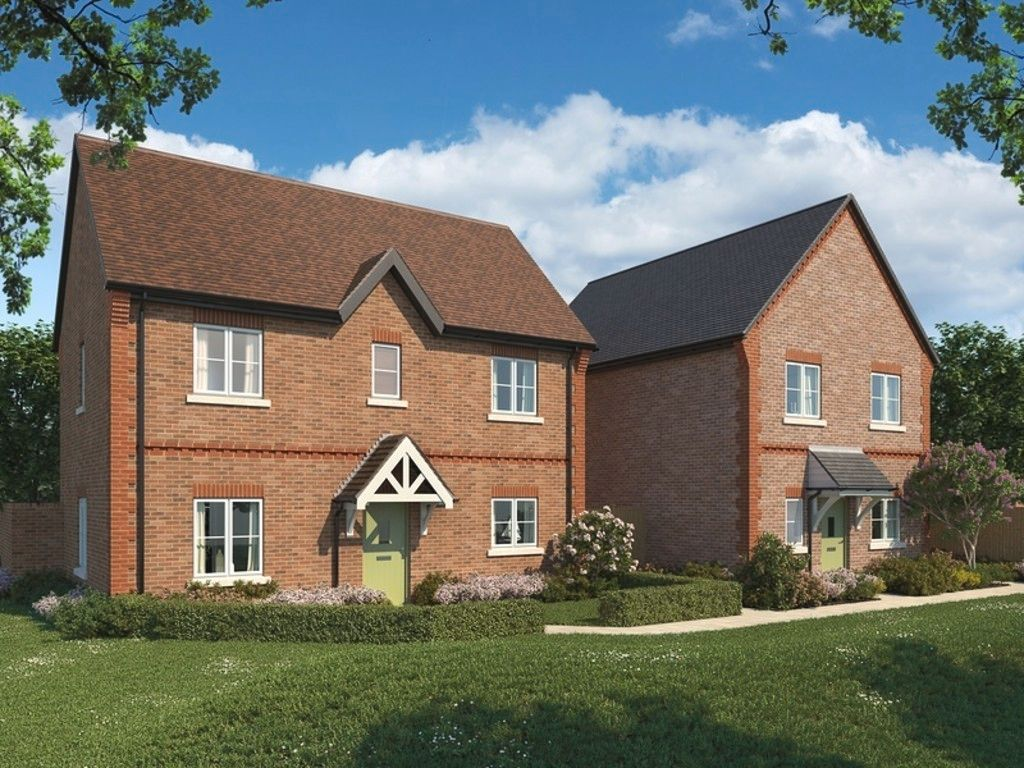 3 bed house for sale in Plot 41 Abbey Barn Park 1