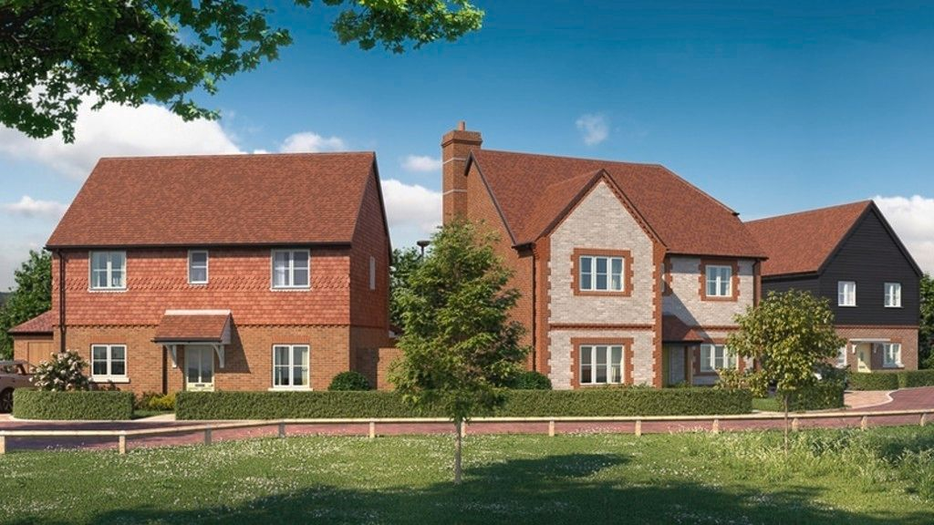 3 bed house for sale in The Sycamore, Abbey Barn Park 1