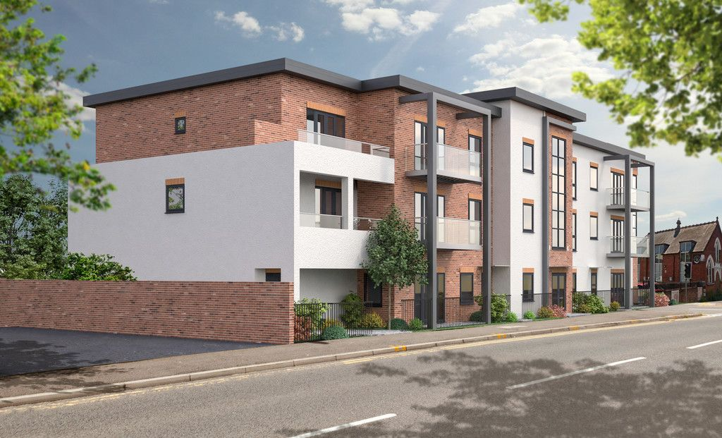 2 bed flat for sale in Pavilion Court, High Wycombe, HP13