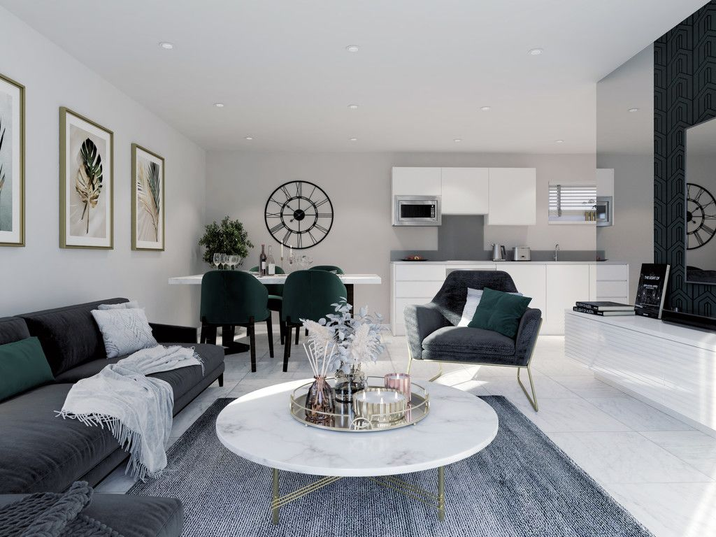 1 bed flat for sale in Pavilion Court, High Wycombe 5