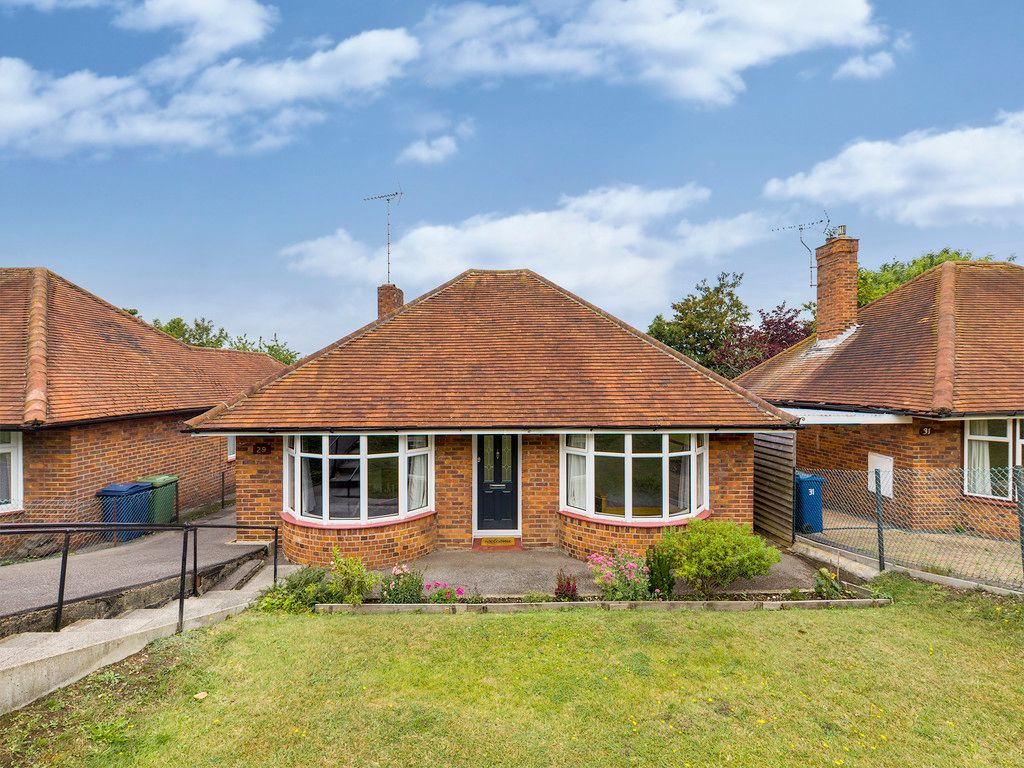 3 bed bungalow for sale in West Drive, High Wycombe, HP13
